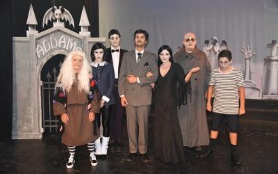 Els Addams s'estarà fins al maig al Sant Vicenç