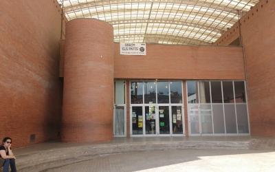 El Joanot Alisanda és un dels centres que participa als Patis Oberts