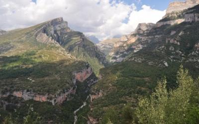 Imatge del Pirineu aragonès