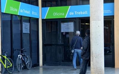 Oficina de treball a Sabadell