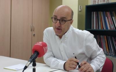 Josep Escartin, actual Sïndic en funcions/ Arxiu Ràdio Sabadell