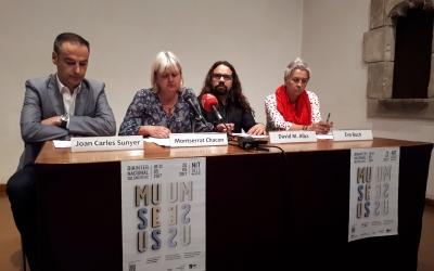 Els representants dels museus de la ciutat, units pel Dia dels Museus