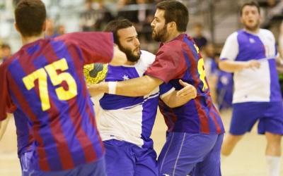 Els arlequinats es jugaran el passi a quarts a Gavà | Jordi Vilas (Clicks)
