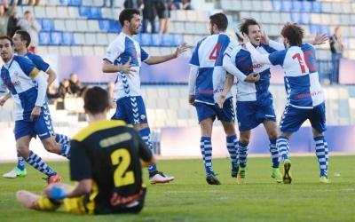 El partit de la primera volta contra el Prat va ser el millor des de l'arribada de Gai al Sabadell | Roger Benet (CES)