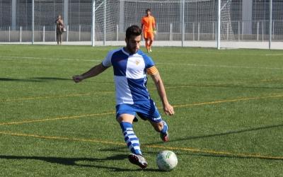 El capità del filial, Guillem Pujol, jugarà amb el primer equip | Adrián Arroyo