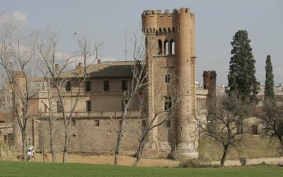Exterior del Castell de Can Feu/ Ajuntament de Sabadell