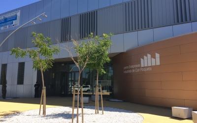 Les instal·lacions del Centre d'Empreses Industrials de Can Roqueta | Arxiu
