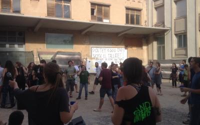 El Tallaret, a Can Balsach. Foto: Ràdio Sabadell