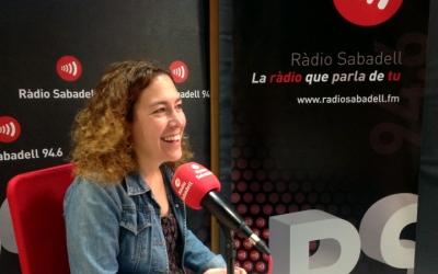 Núria Rigol, membre del Teler Cooperatiu