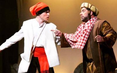 Una representació dels Pastorets | Teatre Sant Vicenç