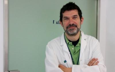 Joaquim Puntí, coordinador de l'Hospital de Dia d'Adolescents del Taulí/ ACN