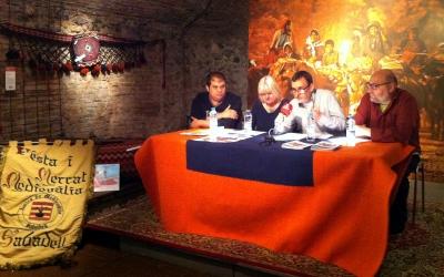 Els responsables de Medievàlia han presentat avui la nova edició del certamen