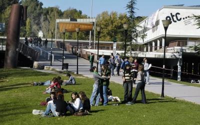 El campus de la UAB