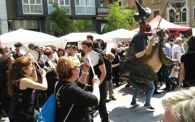 Les Bruixes del Nord són un dels atractius de la Festa Major de Ca n'Oriac | Arxiu