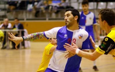 Els arlequinats arriben en plena forma als quarts de final de la competició | Jordi Vilas (Clicks)