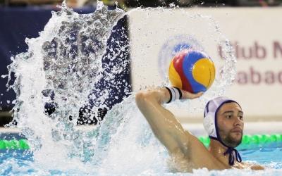 Marsal ha defensat els colors del CNS durant vuit temporades | Pedro Salado