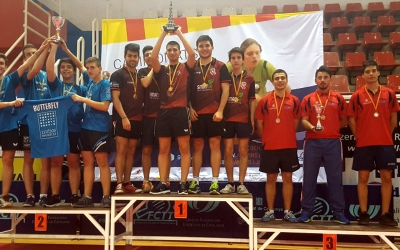 L'equip falconista va ser el gran dominador del Campionat de Catalunya sub-21 el passat més d'abril | Falcons