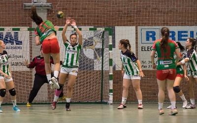 Les verd-i-blanques s'han imposat amb comoditat als dos partits de la sèrie contra el Sant Quirze | OAR
