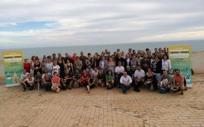 Imatge d'una trobada de la xarxa en l'àmbit estatal/ Cedida