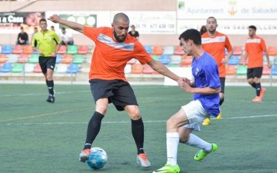 L'equip de 'Betis' ja pensa en la propera temporada a Segona Catalana | Geri Lavin (UE Sabadellenca)