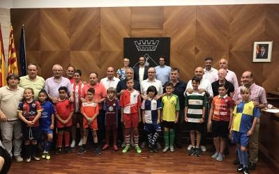 Tots els clubs de la ciutat han estat representats a l'acte | SBD Esport
