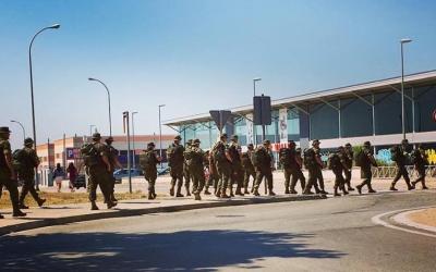 Els militars al terme municipal de Castellar | Toni González