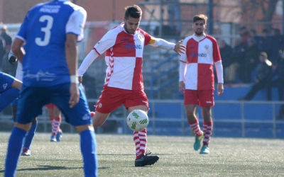 Juanjo aquesta temporada al camp de l'Ebro | Roger Benet (CES)