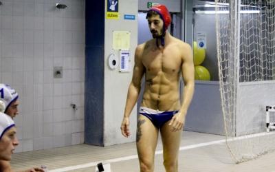 Motos serà l'únic representant del CNS masculí a Budapest | Adrián Arroyo