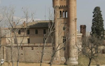 Castell de Can Feu. Foto: Ràdio Sabadell