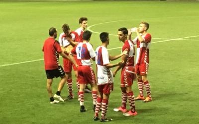 Els jugadors arlequinats satisfets després del primer partit de pretemporada