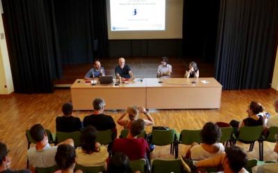 La primera sessió del taller es va fer dilluns al Casal Pere Quart/ Ajuntament de Sabadell