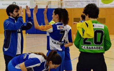 El Sabadell CDN incorpora tres jugadores pel seu retorn a Segona Divisió