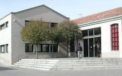 Façana de l'edifici del Vapor Llonch | Ajuntament de Sabadell