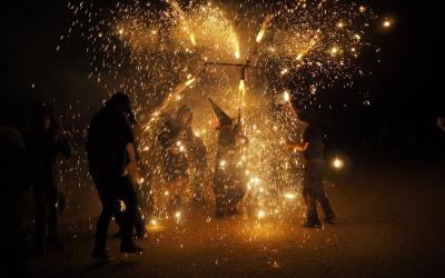 Les Bruixes del Nord han preparat un setembre carregat d'actes