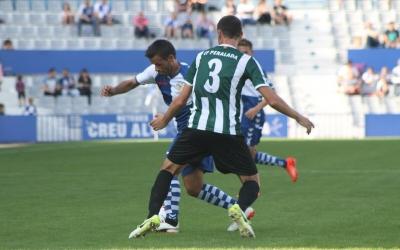 Felipe Sanchón ha estat, amb diferència, el millor arlequinat | Sendy Dihor