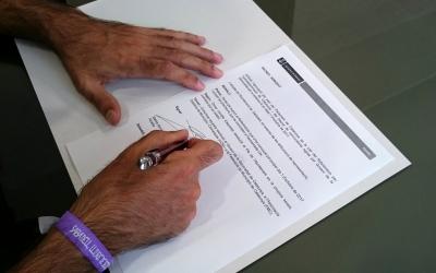 El decret que ha signat l'alcalde Maties Serracant | Ajuntament de Sabadell
