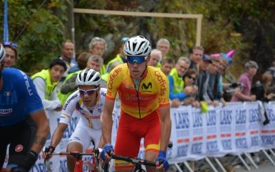 De la Cruz va formar part d'una fuga al Mundial de Bergen | Davidelacruz.com