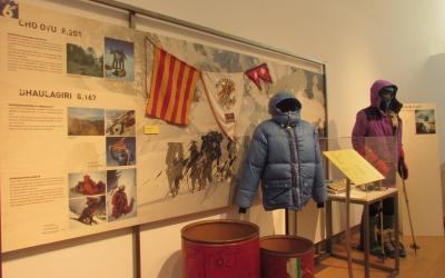 L'exposició A punt i amunt a l'Espai Cultura | Cedida