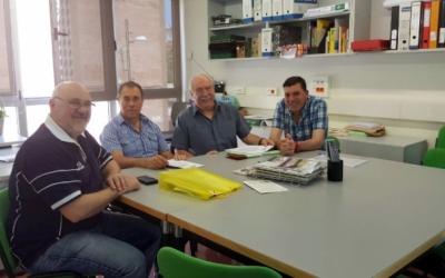 Els membres de la FAV Sabadell | Cedida