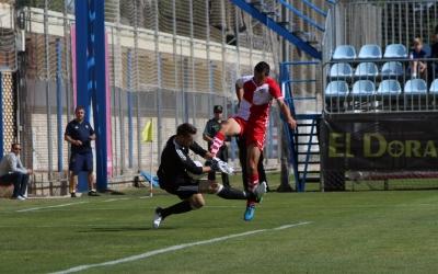 Pedro Capó ha estat substituït en patir una punxada a l'adductor | Sendy Dihor