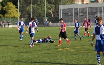 El Sabadell juvenil vol aixecar-se de l'última derrota