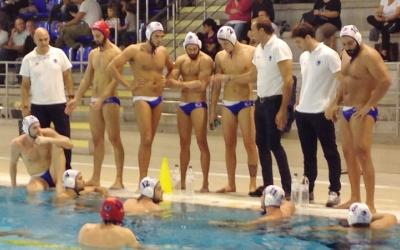L'equip masculí ha quedat eliminat de la Copa Catalunya de waterpolo