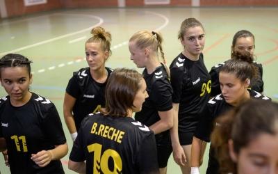 L'OAR Gràcia femení té el primer partit important de la temporada