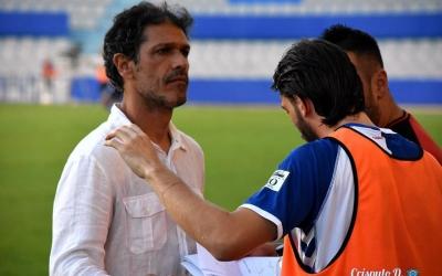 Toni Seligrat, tècnic del Sabadell | Críspulo D.
