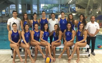 L'equip del Club Natació Sabadell la temporada passada   Oriol Olivé, CNS