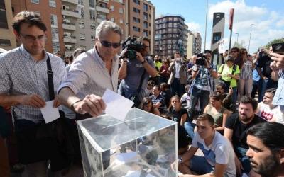 Imatges de la mobilització a Sabadell | Roger Benet