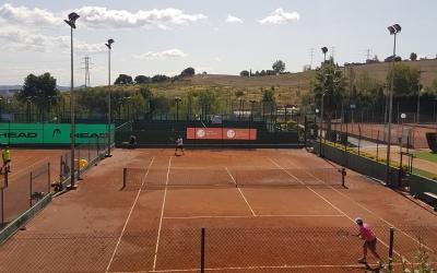 Les instal·lacions del Cercle Sabadellès aquest matí | Joan Blanch