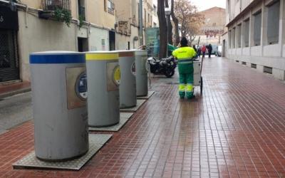 El servei de neteja ha rebut moltes crítiques en els últims mesos/Arxiu Ràdio Sabadell