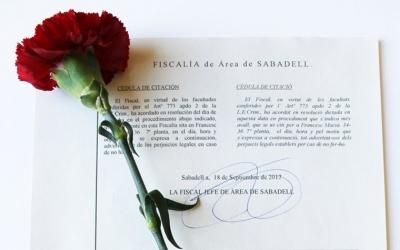 L'alcalde de Sabadell rep la citació de la Fiscalia