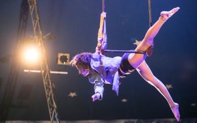 El circ és una de les apostes de l'Estruch/ Ajuntament de Sabadell- Juanma Peláez
